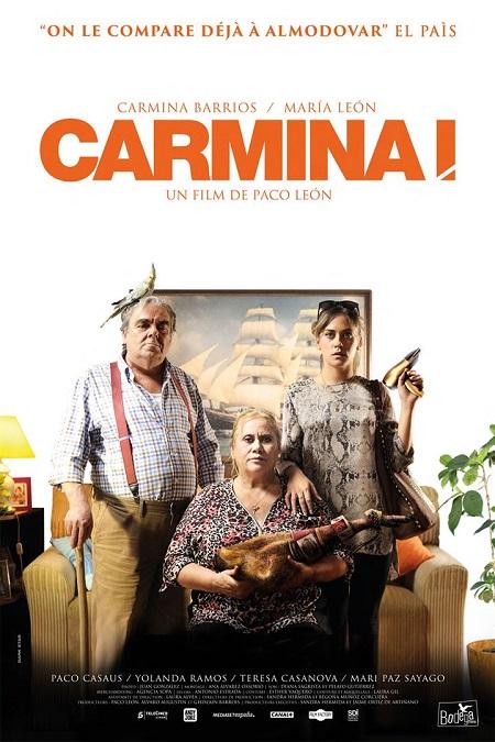 スペイン映画『カルミナ!』