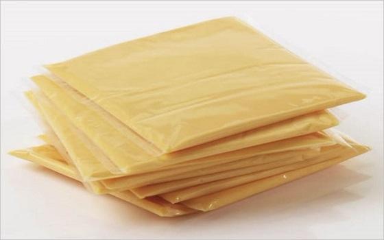 避けるべきスーパーの食品:スライスチーズ