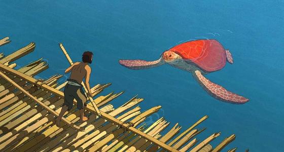 アニメ『La Tortue Rouge/赤いカメ』
