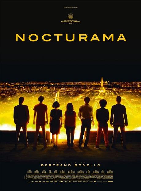 ベルトラン・ボネロ『Nocturama/ノクチュラマ』