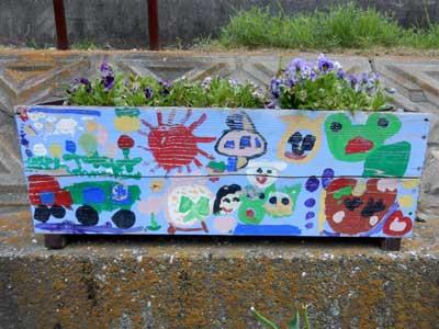 浦安市花壇