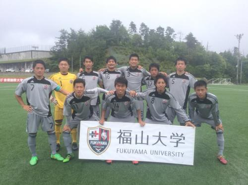 第39回(2016年度)中国大学サッカーリーグ 第7節(2016:6:19 日)
