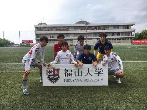 第39回(2016年度)中国大学サッカーリーグ 第4節(2016:5:16 日)2/4