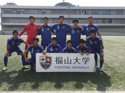 第40回(2016)中国大学サッカー選手権 2回戦(2016:5:21 土)1/3