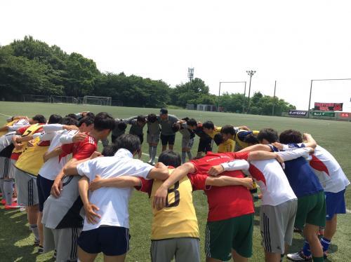 第40回(2016年度)中国大学サッカー選手権 3回戦(2016:5:22 日)3/4