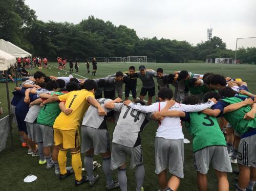 第40回(2016年度)中国大学サッカー選手権 準決勝(2016:5:28 土) 1/6