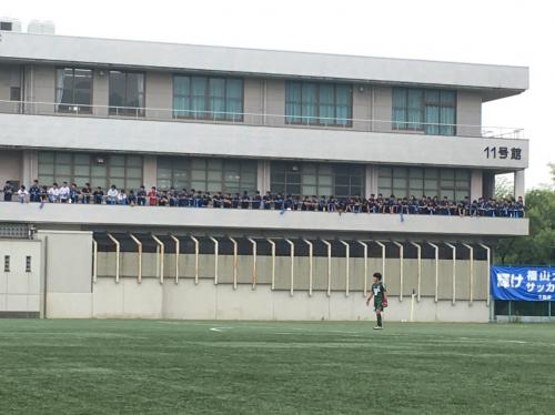 第40回(2016年度)中国大学サッカー選手権 準決勝(2016:5:28 土) 6/6