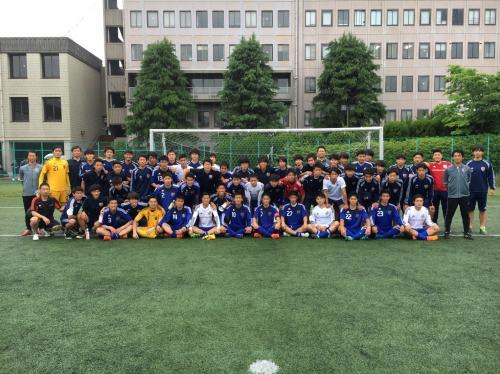 第40回(2016年度)中国大学サッカー選手権 決勝(2016:5:29 日) 1/7