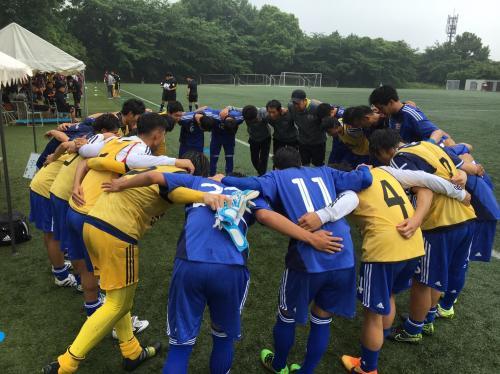 第40回(2016年度)中国大学サッカー選手権 決勝(2016:5:29 日) 2/7