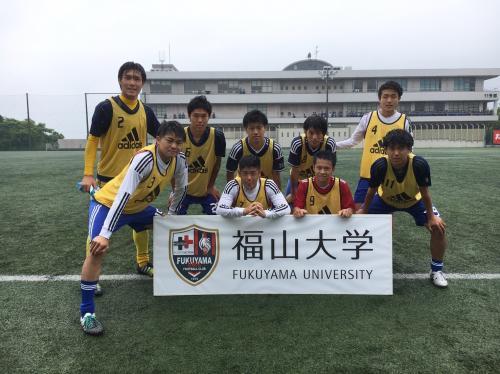 第40回(2016年度)中国大学サッカー選手権 決勝(2016:5:29 日) 3/7