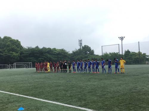 第40回(2016年度)中国大学サッカー選手権 決勝(2016:5:29 日) 4/7