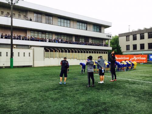 第40回(2016年度)中国大学サッカー選手権 決勝(2016:5:29 日) 6/7