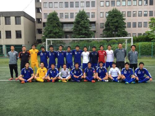 第40回(2016年度)中国大学サッカー選手権 決勝(2016:5:29 日) 7/7