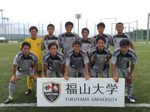 第39回(2016年度)中国大学サッカーリーグ 第9節(2016:7:24 日)1/3