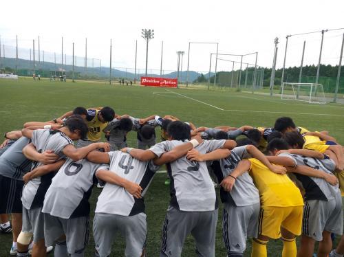 第39回(2016年度)中国大学サッカーリーグ 第9節(2016:7:24 日)2/3