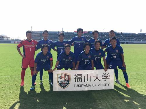 第40回(2016年度)総理大臣杯全日本大学サッカートーナメント 1回戦(2016:8:6 土~7 日) /4