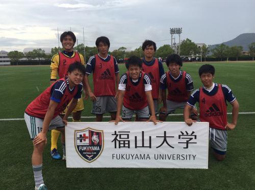 第39回(2016年度)中国大学サッカーリーグ 第10節(2016:9:4 日) 2/4