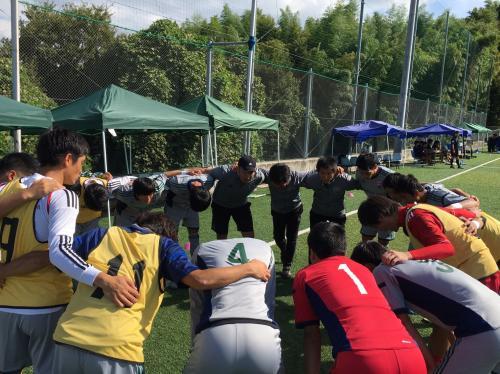 第39回(2016年度)中国大学サッカーリーグ 第14節(2016:10:9 日) 3/4