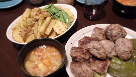 夏野菜お料理