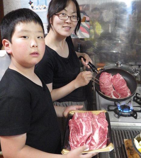 増田牧場のお肉を食べよう