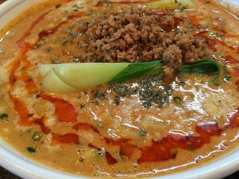 トマト担々麺2