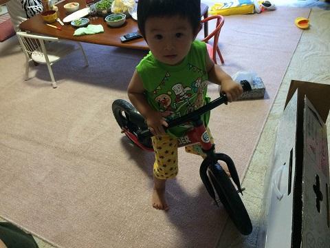 スタンディングバイク2