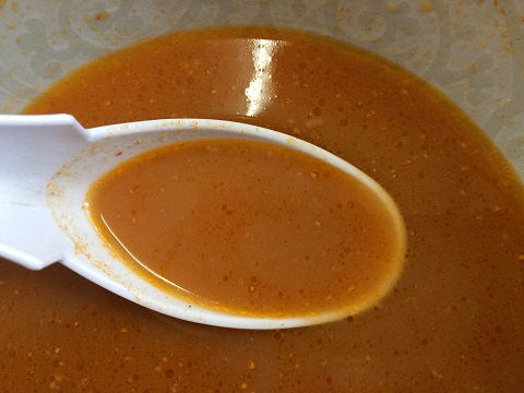 激辛みそスープ