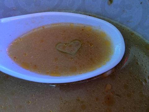 ネギミソスープ