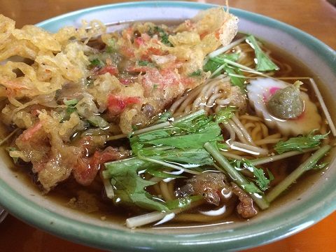 天ぷら中華2