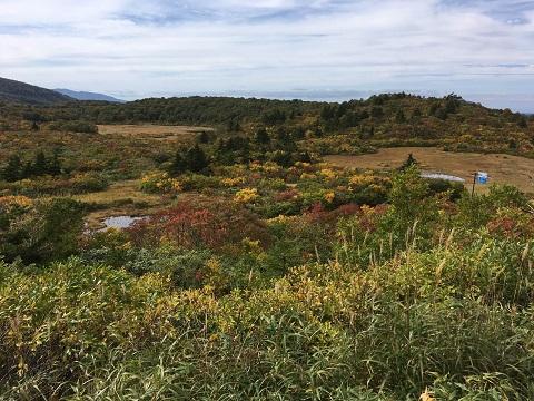 6栗駒山荘景観
