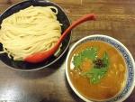 梅つけ麺大@三田製麺所阿倍野店