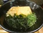 朝うどん@本町製麺所天地下鉄新大阪店