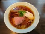 醤油らぁ麺@らぁ麺紫陽花