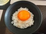 自家製玉子かけご飯@麺や五山