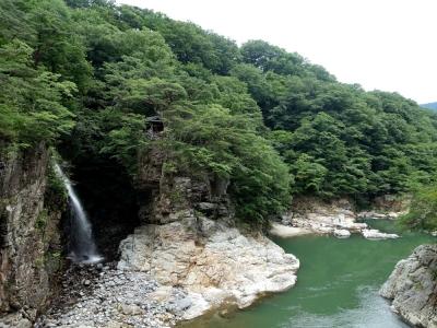 日光 龍王峡