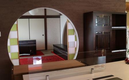 和室の家具