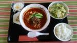 川菜餐室 風の都 担々麺ランチ 16.6.4