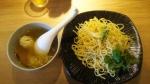 あお木 塩つけ麺 16.7.28
