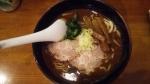 藤原拉麺店 みそCURRYらーめん 16.9.03