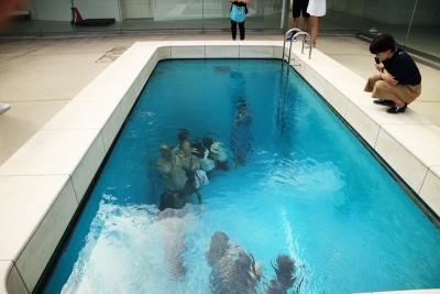 金沢美術館 プール