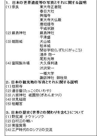 通訳案内士日本史