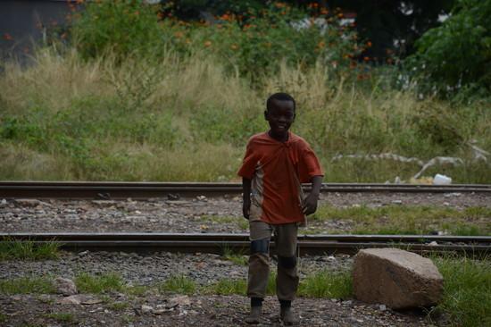 ザンビア ルサカ散歩(4)