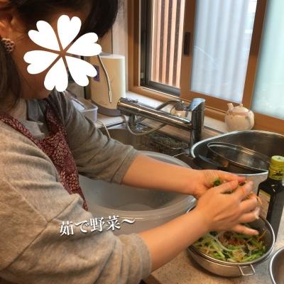 茹で野菜〜