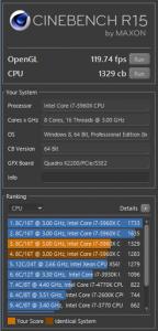 CPUベンチ