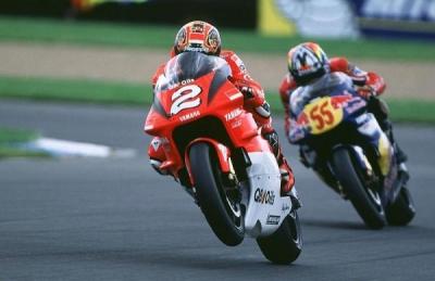 1999YZR500 Max Biaggi