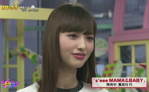 鈴木えみ(30)昔の透明感がなくなり年増の厚化粧化