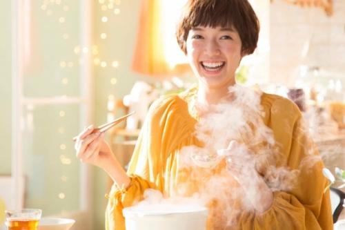 佐藤栞里、初めての演技で「ふ~、ふ~」