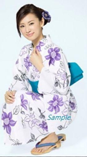 浴衣が似合う女優は北川景子、ではグラドル部門ダントツ1位は?