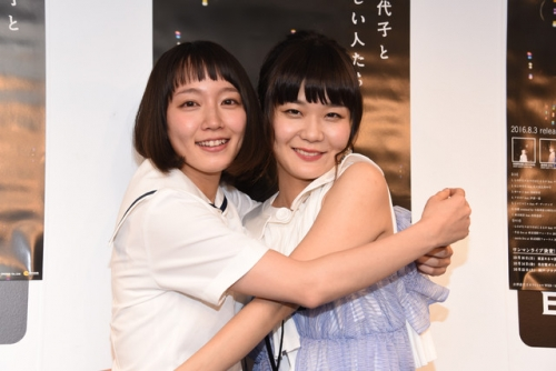吉岡里帆、吉澤嘉代子の歌声に感動「いつか朝ドラの歌を歌ってもらえたら」