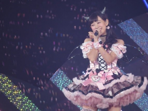 渡辺美優紀、涙で卒業「最高のアイドル人生を送れました」